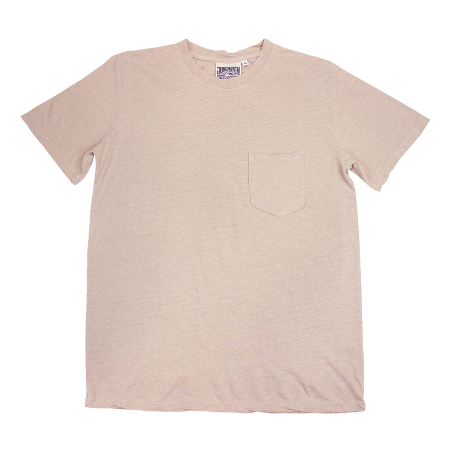 Jung Pocket Tee - Jungmaven Hemp Clothing