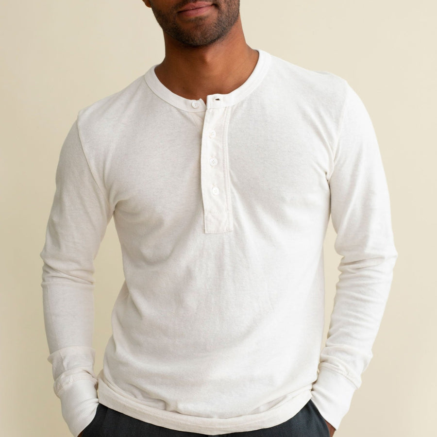 Mountain Henley - Jungmaven Hemp Clothing