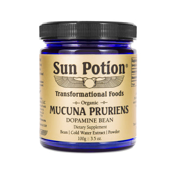 Sun Potion - Mucuna Pruriens - Jungmaven Hemp Clothing