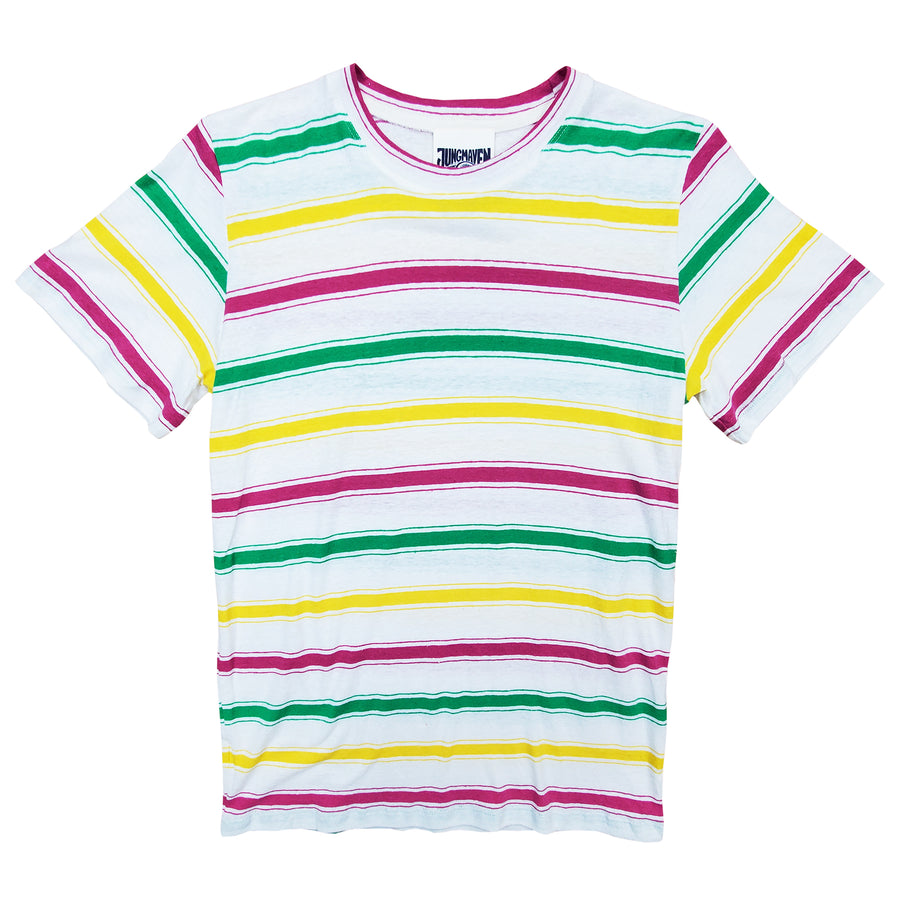 Beach Stripe Jung Tee - Jungmaven Hemp Clothing