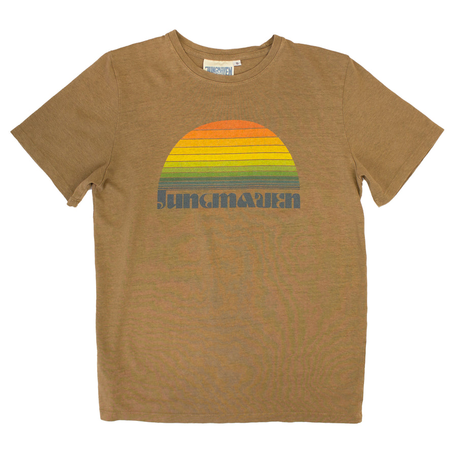 Sunrise Baja Tee - Jungmaven Hemp Clothing