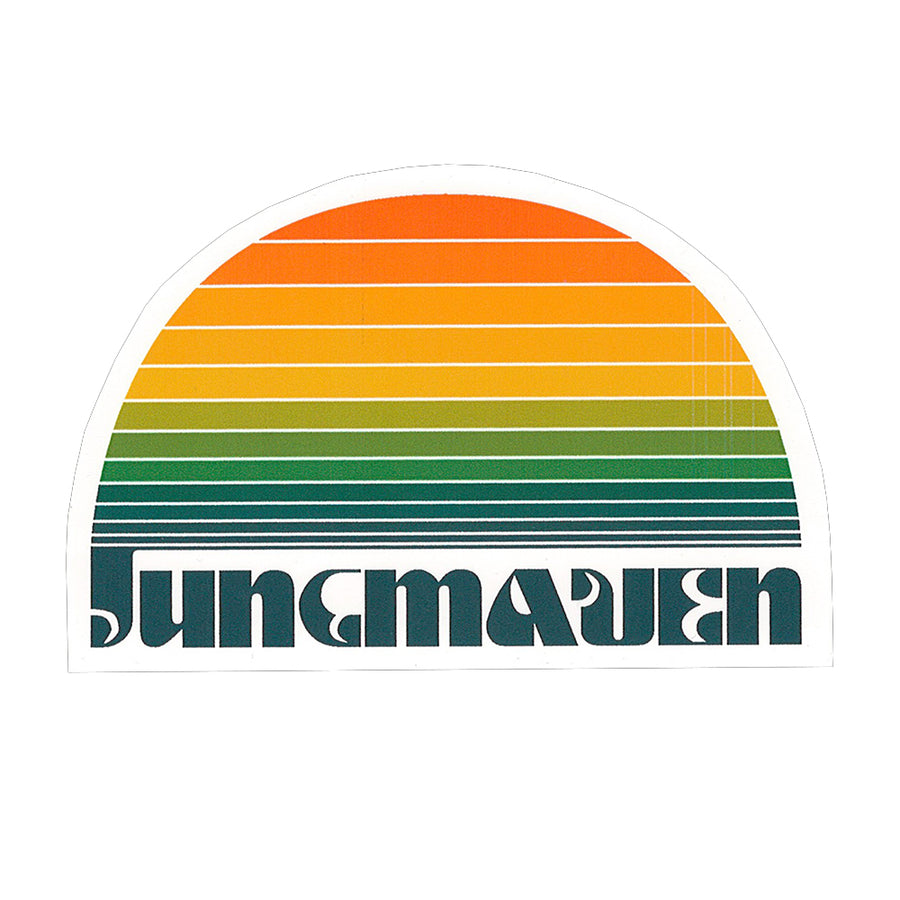 Jungmaven Stickers - Jungmaven Hemp Clothing