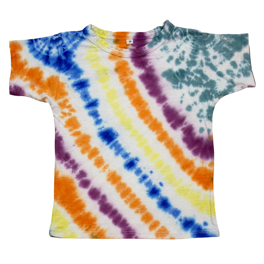 Tie Dyed Grom Tee - Jungmaven Hemp Clothing