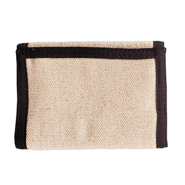 Triptych Wallet - Jungmaven Hemp Clothing