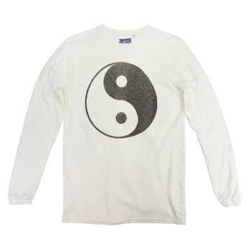 Yin Yang Jung Long Sleeve Tee - Jungmaven Hemp Clothing