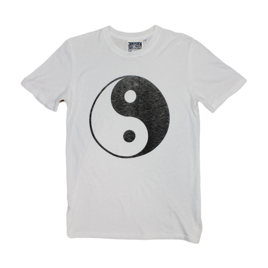 Yin Yang Basic Tee - Jungmaven Hemp Clothing