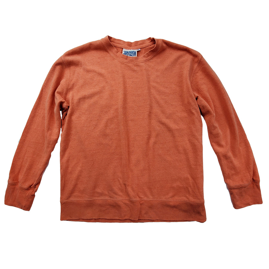 California Pullover - Sale Colors - Jungmaven Hemp Clothing