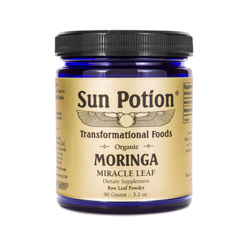Sun Potion - Moringa Leaf Powder - Jungmaven Hemp Clothing