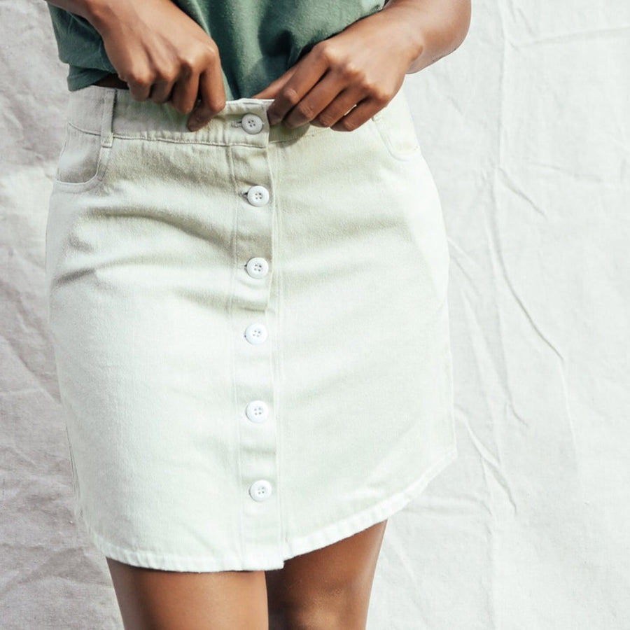 Vassar Skirt - Jungmaven Hemp Clothing