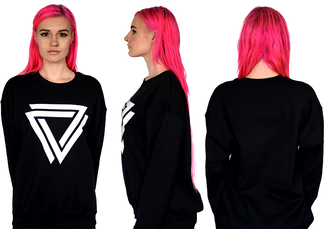 Basic Logo Crewneck - Ladies - Alpha Mob