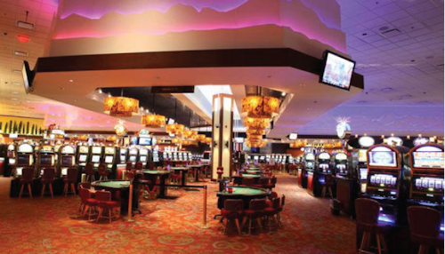 Gray Eagle Casino