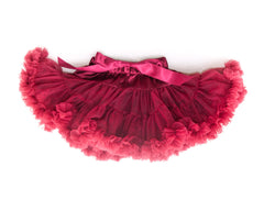 Raspberry Cotton Candy Tutu