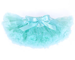 Cotton candy mint tutu skirt by Charmy Charmy