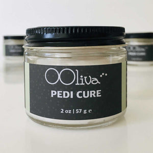 PEDI CURE - warming magnesium cream