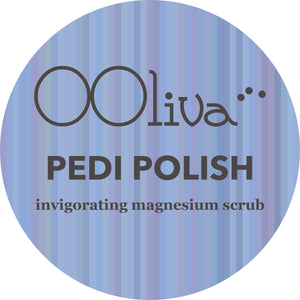 PEDI POLISH - invigorating magnesium scrub