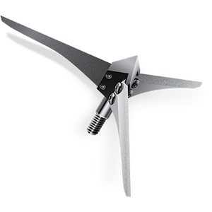 Turkey D-Cap Broadhead (Pack of 2)