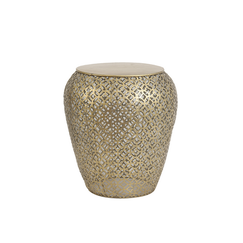 Altum Gold Side Table