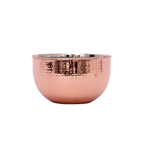 Copper Kuper Fruit Bowl