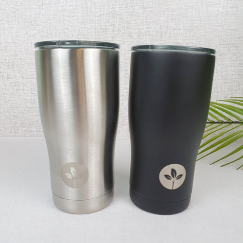 Forever Mug - 850ml Double-walled Metal Portable Thermos