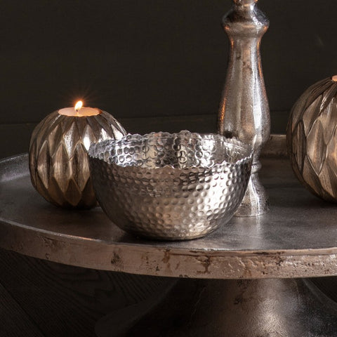 Golden Crown Candle Holder