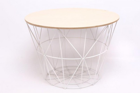 Asteroid Stool/Side Table