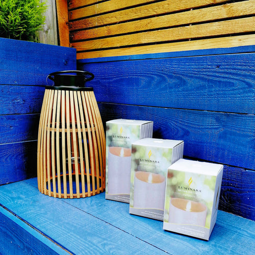Luminara Outdoor Flameless Battery Candles