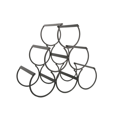 Geometric Contemporary Wire Storage Basket Fruit Bowl