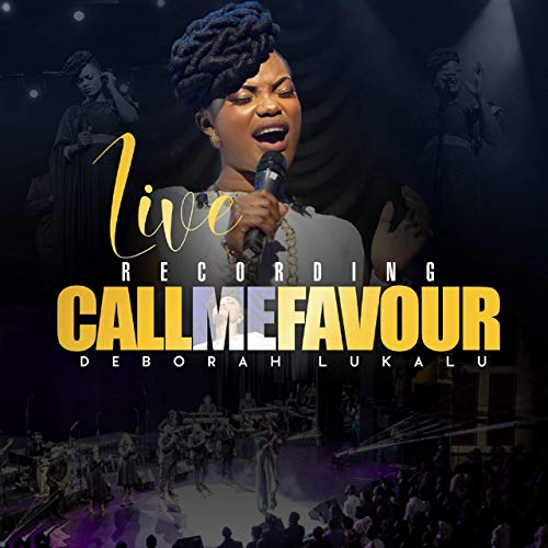 Live recording CALL ME FAVOUR