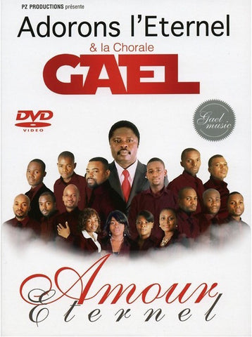 Amour Eternel - DVD