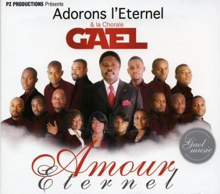 Amour Eternel - CD