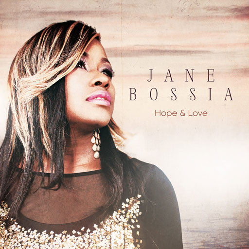 Jane Bossia Hope & Love - CD