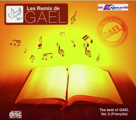 Les remix de Gael vol II - CD