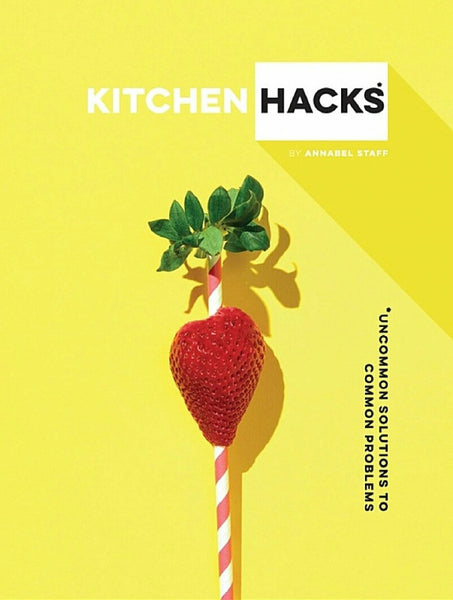 Kitchen Hacks FREE Book
