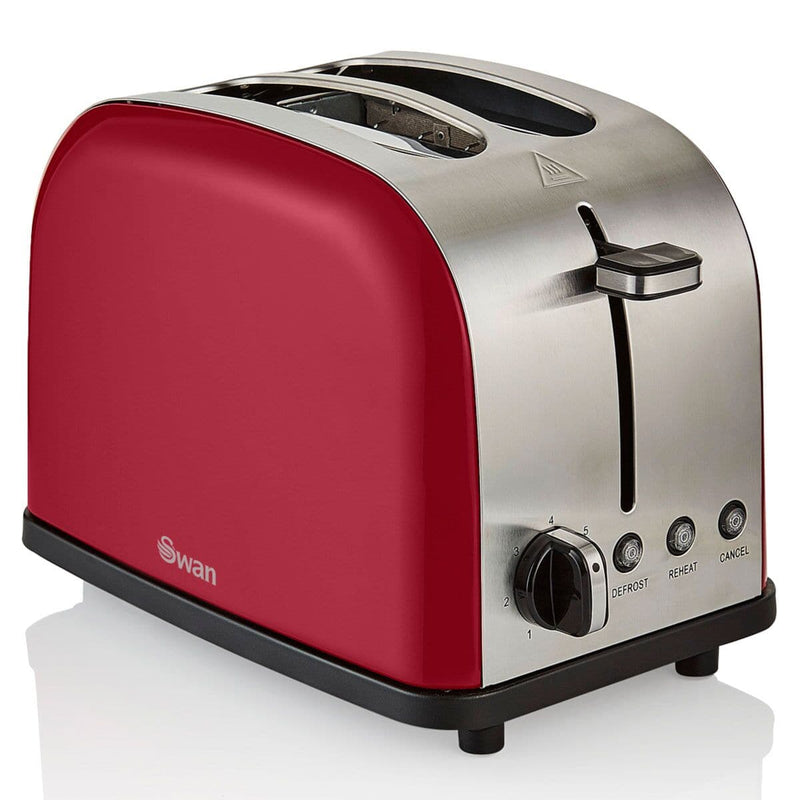 Red Swan Camden 2-Slice Toaster