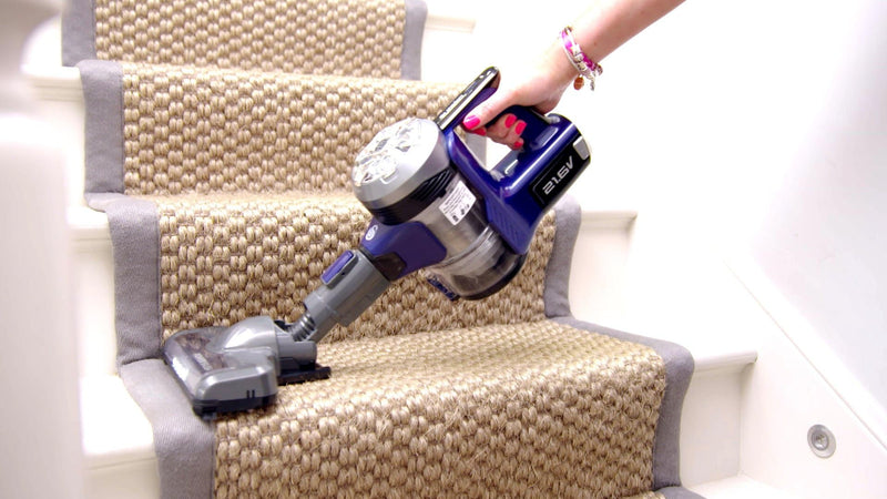 Swan PowerPlush Turbo Cordless 3-in-1 Vacuum
