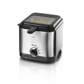 Swan 1.5 Litre Stainless Steel Fryer