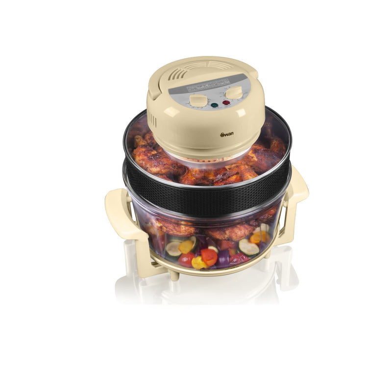 Swan Halogen Oven and Air Fryer