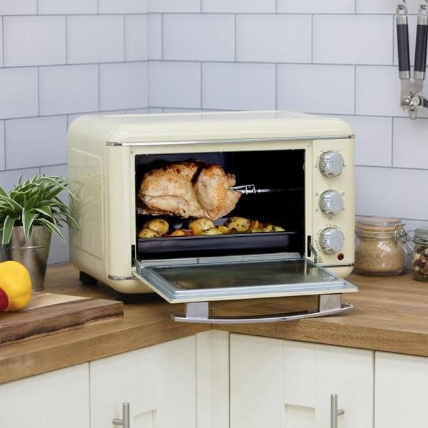 Swan 23L Retro Electric Oven