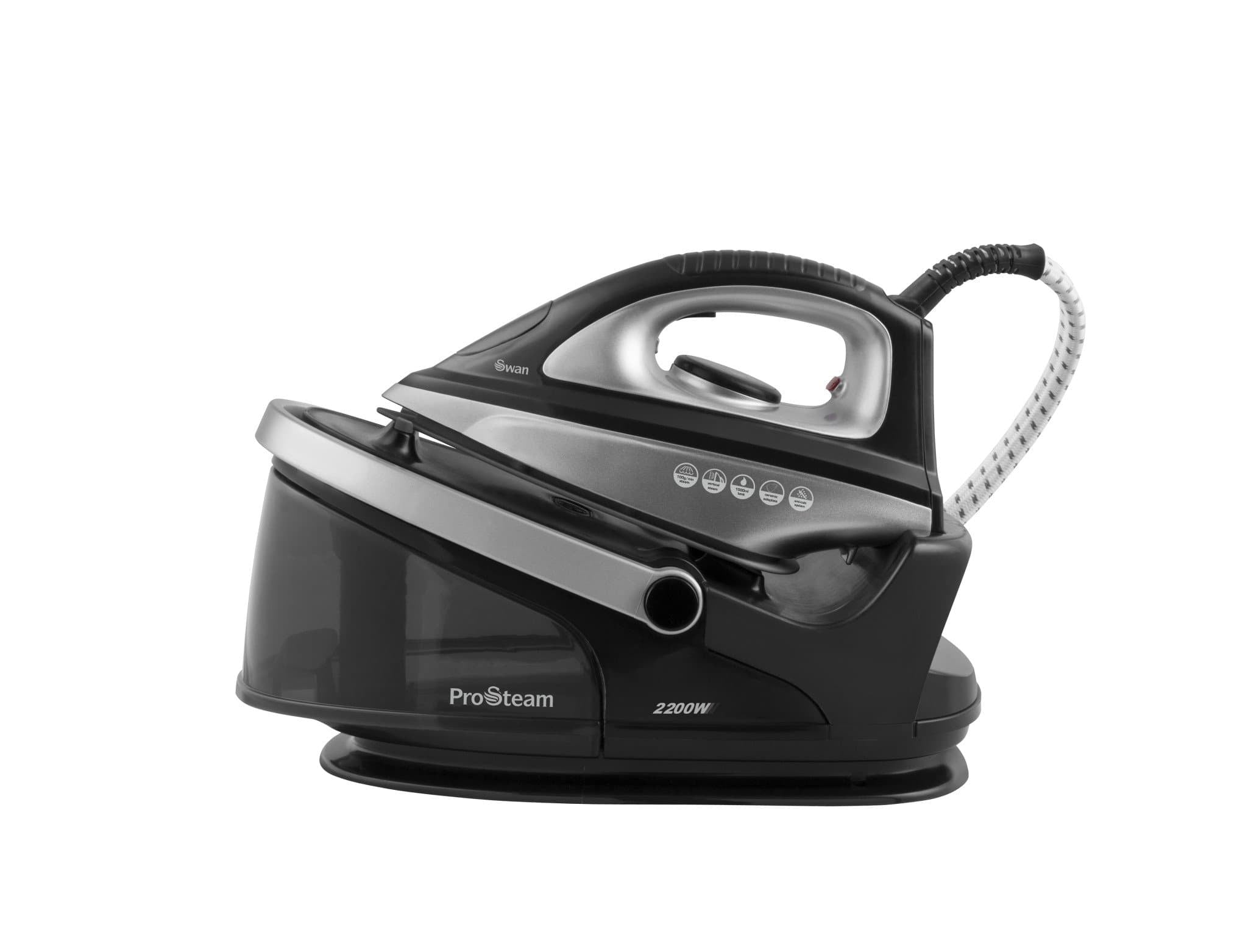 Swan Steam Generator Iron – Swan Brand