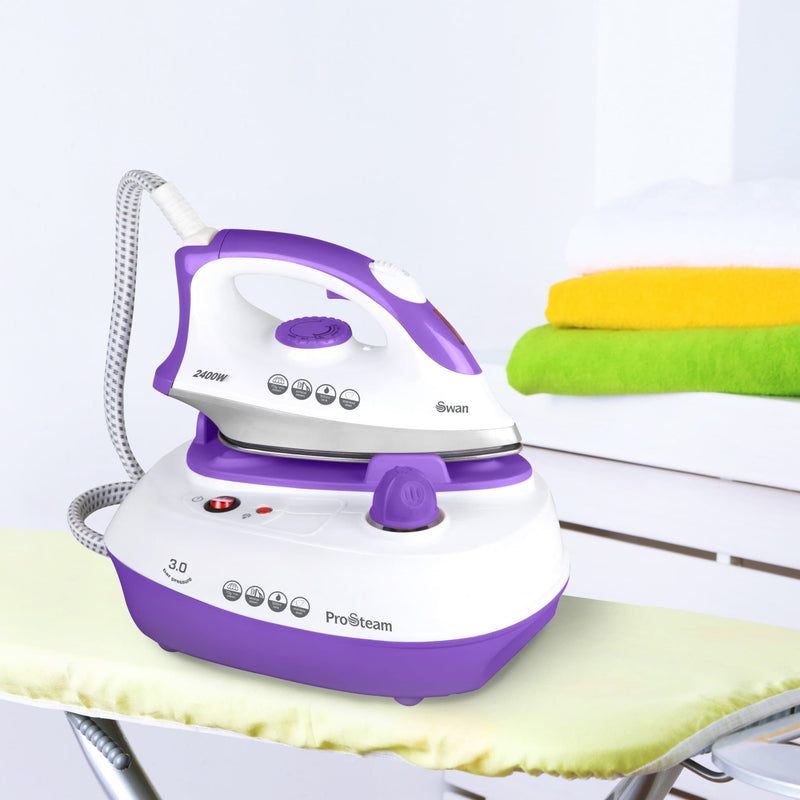 Swan Pressurized Steam Station Iron 2400W