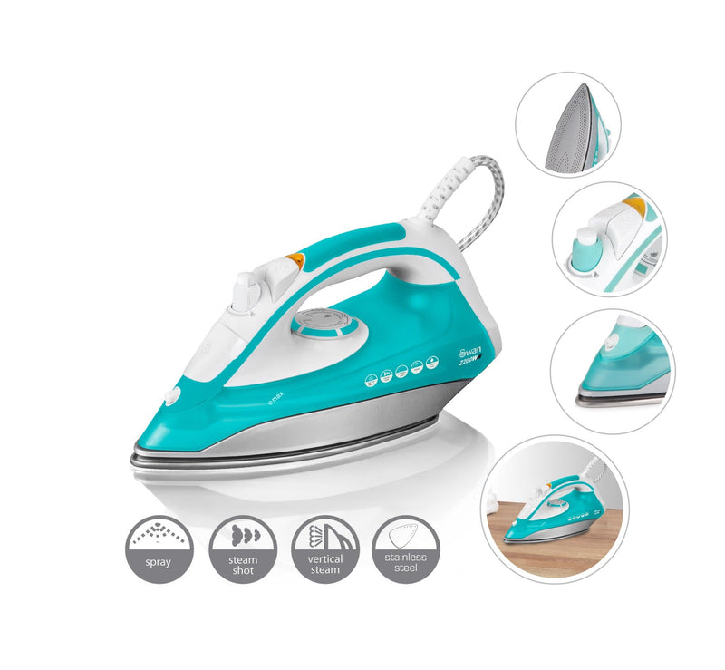 Swan 2200W Steam Iron