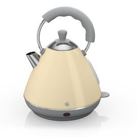 Swan 2 Litre Retro Pyramid Kettle