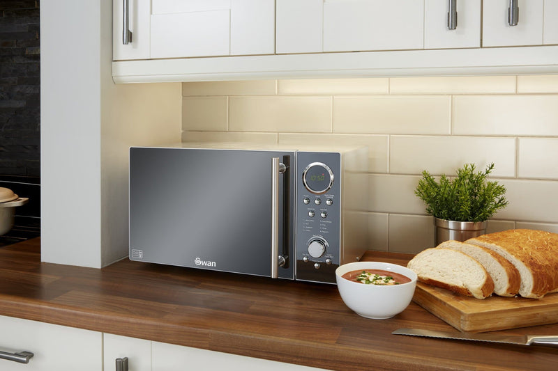 Swan 25L Solo Microwave Oven