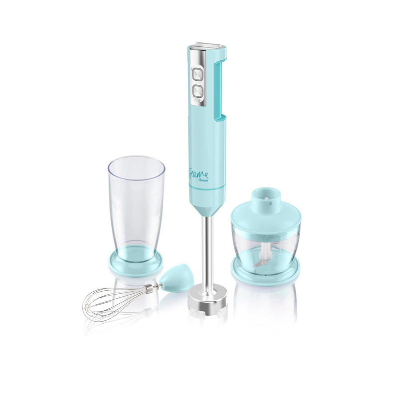 Fearne by Swan 3 in 1 Die-Cast Stick Blender