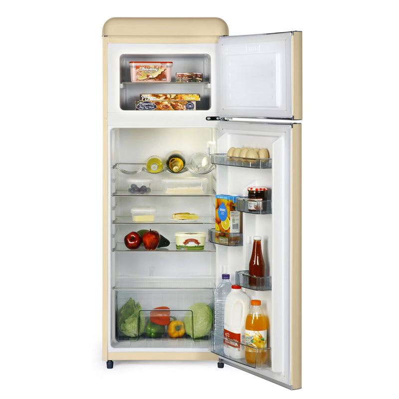 Swan Retro Top Mounted Fridge Freezer