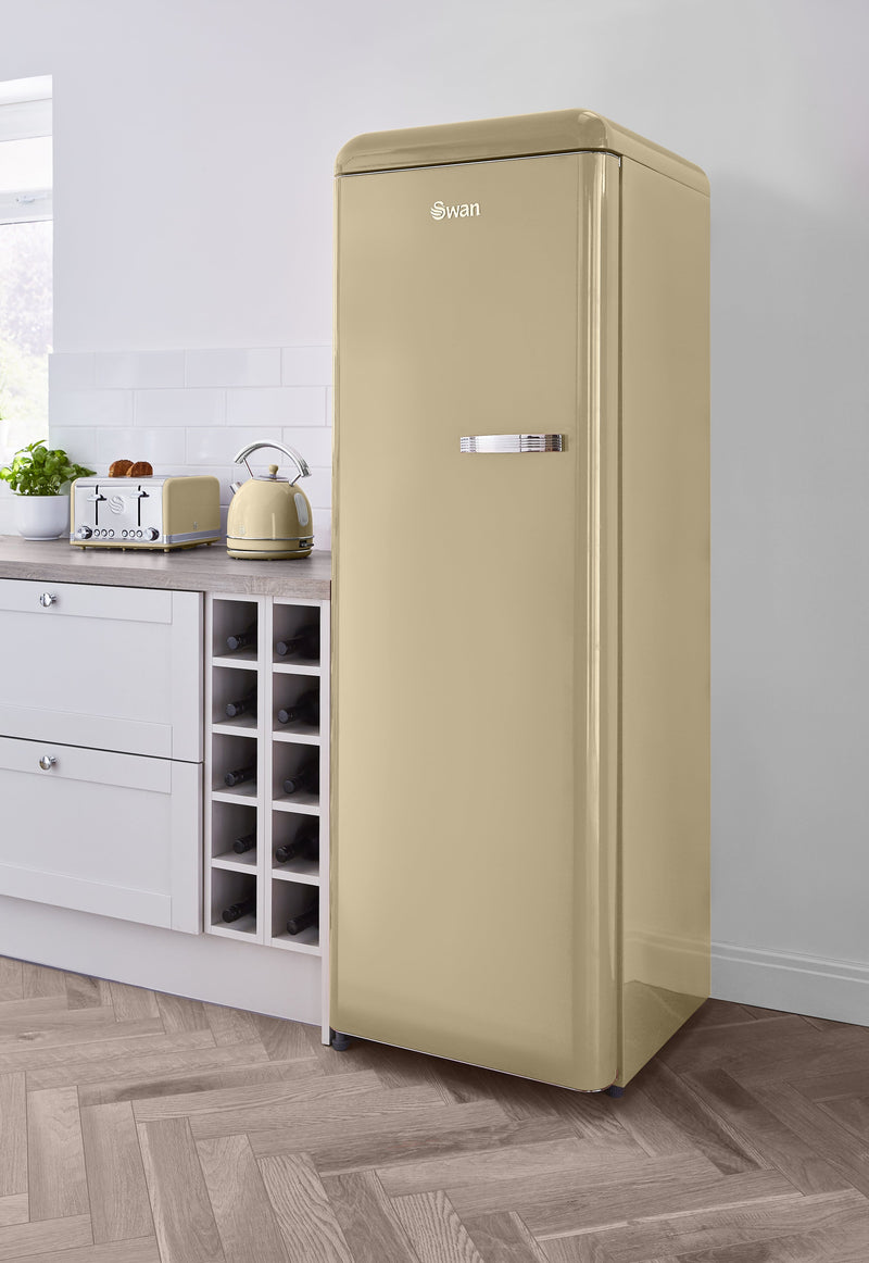 Swan Retro Tall Freezer
