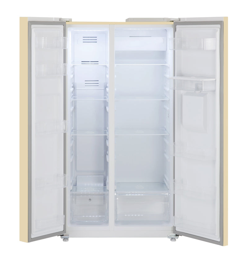 Swan American Style Fridge Freezer