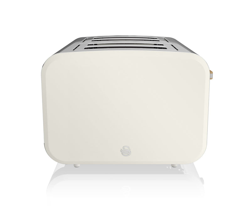 Swan 4 Slice Nordic Style Toaster