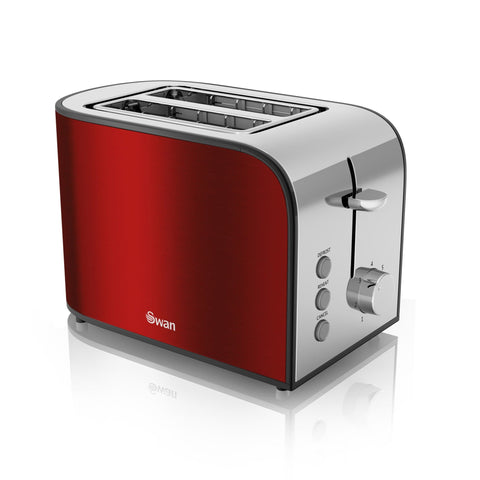 Swan 2 Slice Townhouse Toaster