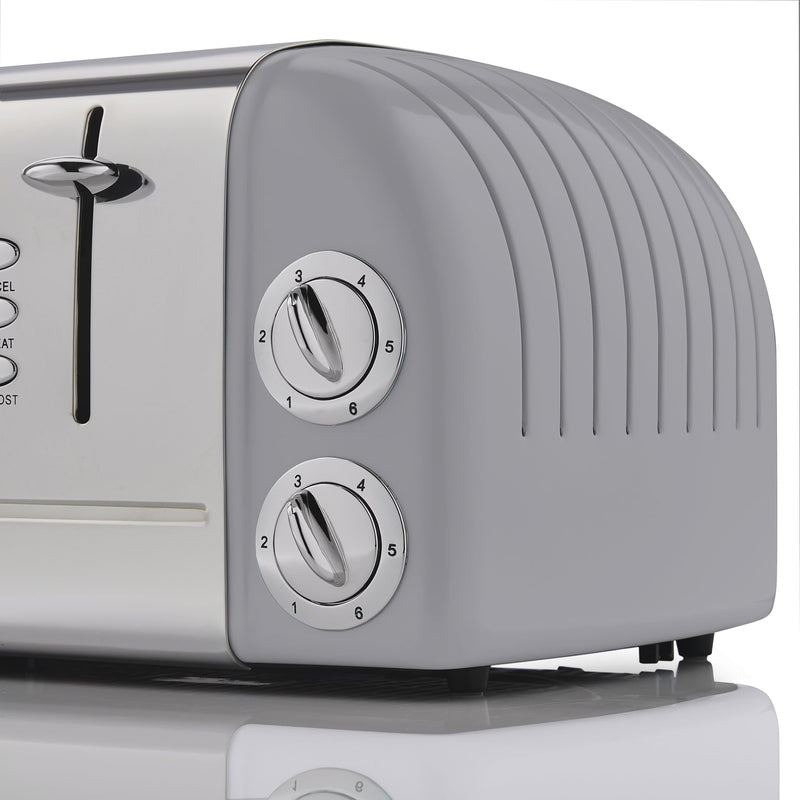 Swan 4 Slice Retro Toaster